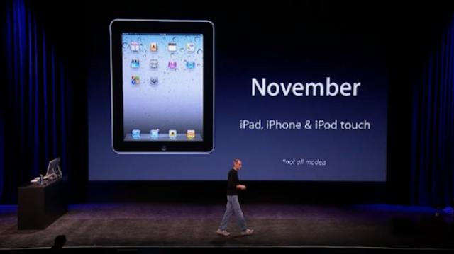 Новости от Apple: iOS, Apple TV, iTunes и iPod