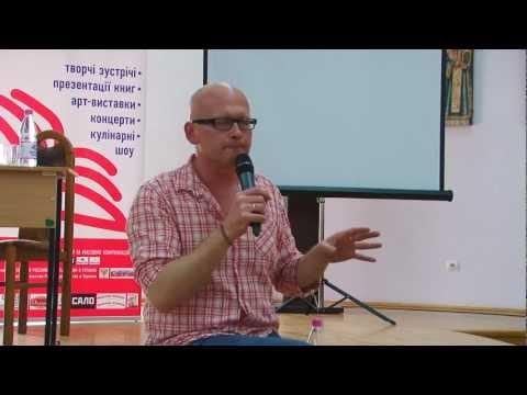 """Лекция Валерия Панюшкина во Львове: """"Журналисты – паразиты"""" (видео)"""