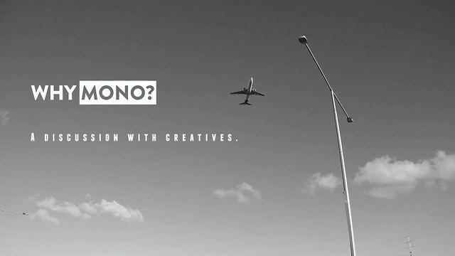 Почему моно привлекает дизайнеров (видео)
