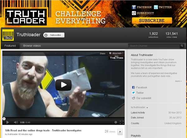 ITN открывает Thruthloader – канал гражданской журналистики на Youtube
