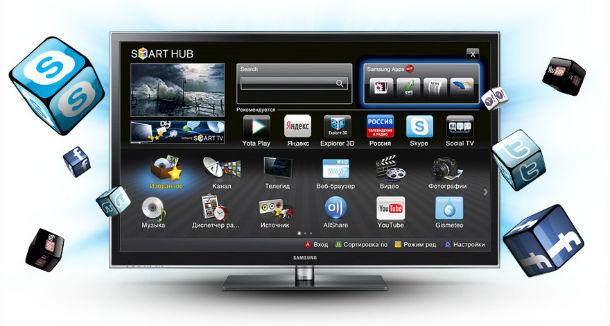 Исследование: Интернет-телевизор остается телевизором