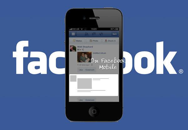 Сотрудников Facebook заставили получше узнать каково приходится мобильным клиентам соцсети