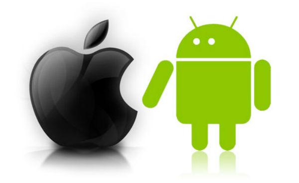 Android пока уступает iOS по всем показателям кроме количества устройств