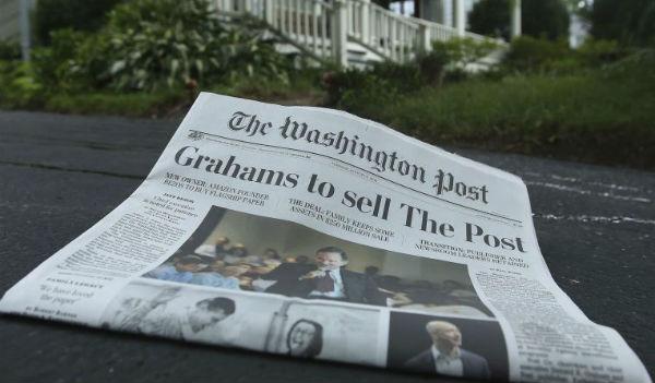 Купив Washington Post, Безос теперь должен победить Politico