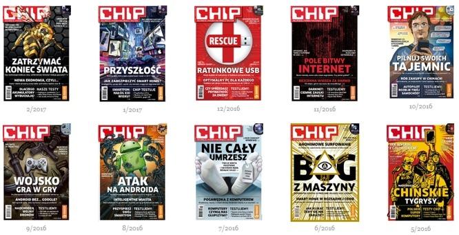 В Польше закрывается журнал CHIP и его сайт. Всю редакцию увольняют