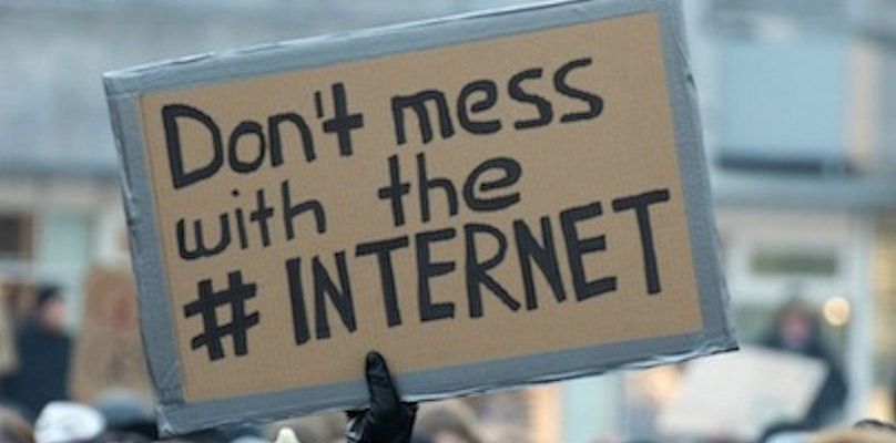 В ЄС розглядають можливість введення тотальної цензури в інтернеті